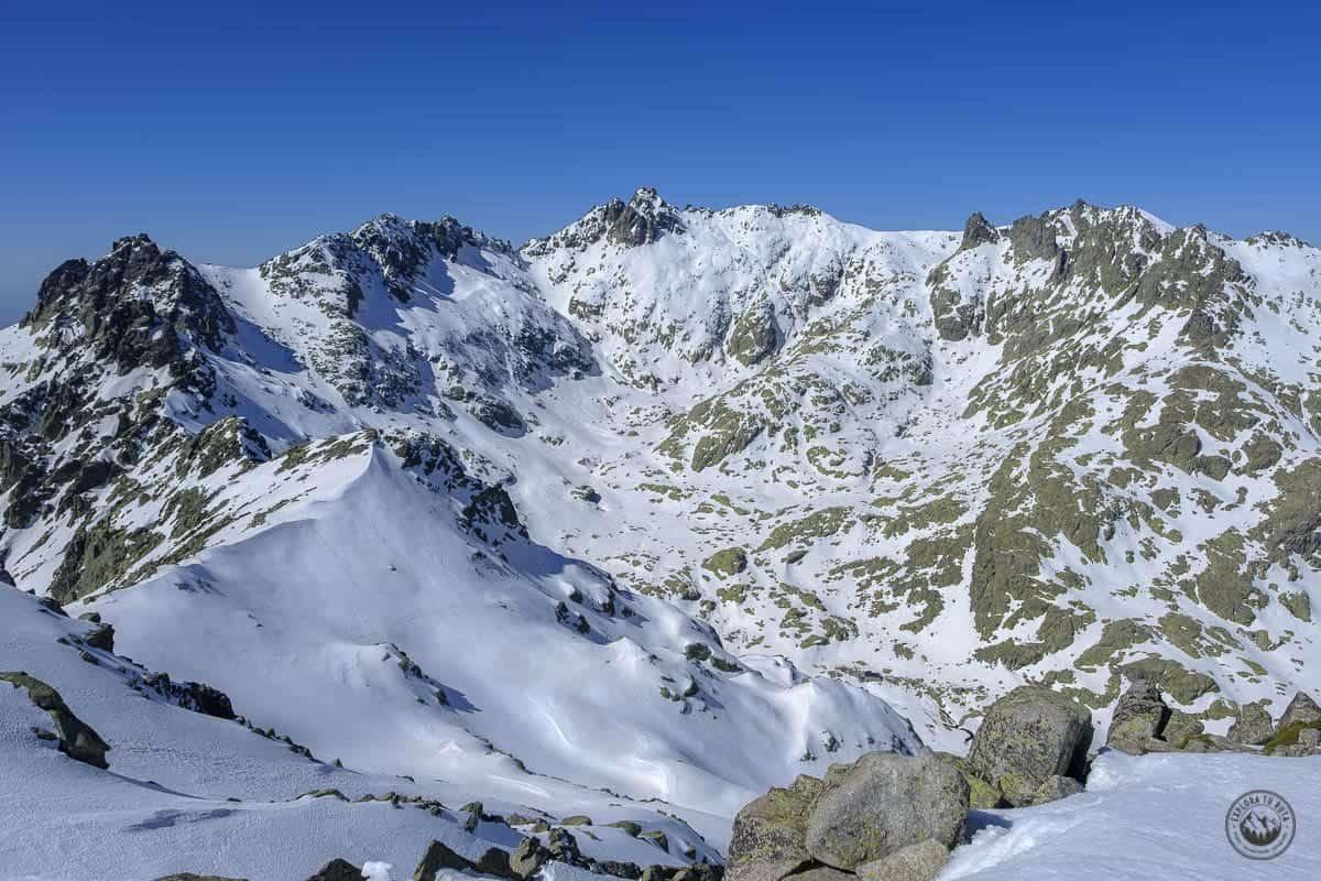 Ruta Al Pico Morezón En La Sierra De Gredos 2021