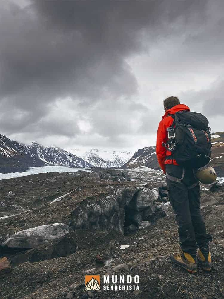 Un GPS para montañismo de mano es más profesional y te permite llegar más lejos con seguridad.