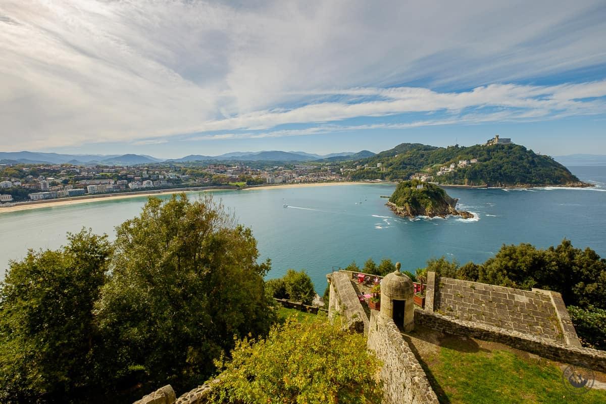 Que hacer y qué ver en San Sebastián, la joya en el Golfo de Vizcaya