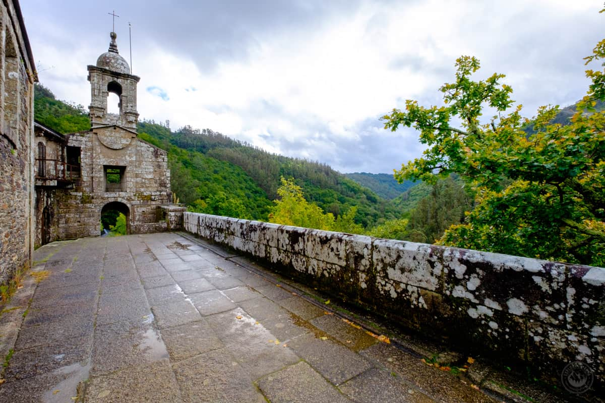 Monasterio de Caaveiro