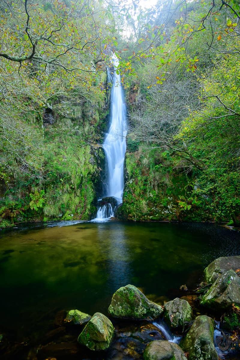 Cascada del Pozo da Ferida