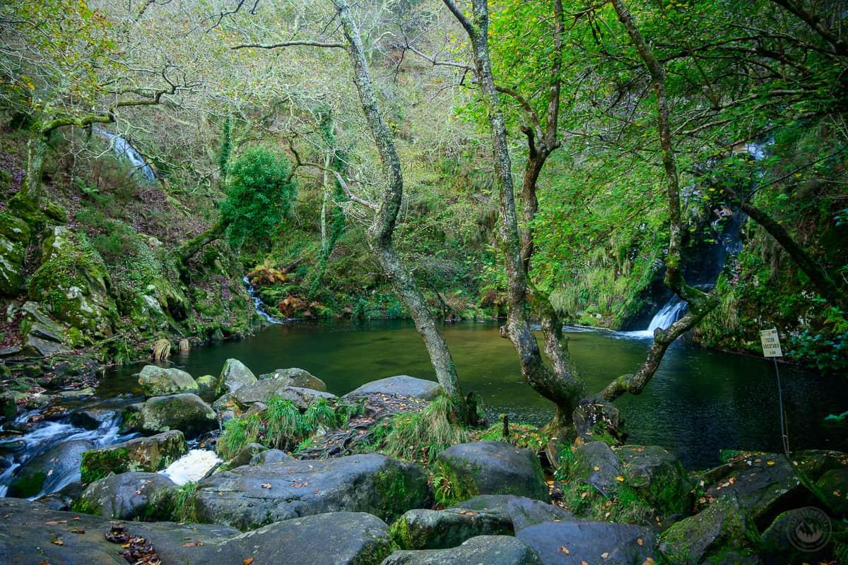 Ruta a las cascadas del Pozo da Ferida