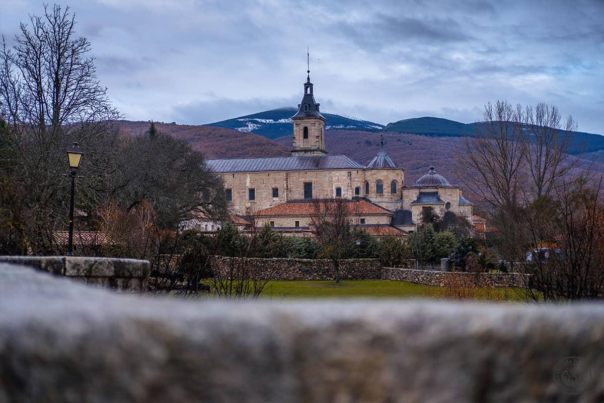 EL Monasterio de El Paular en Rascafría, uno de los planes que hacer en el Valle del Lozoya