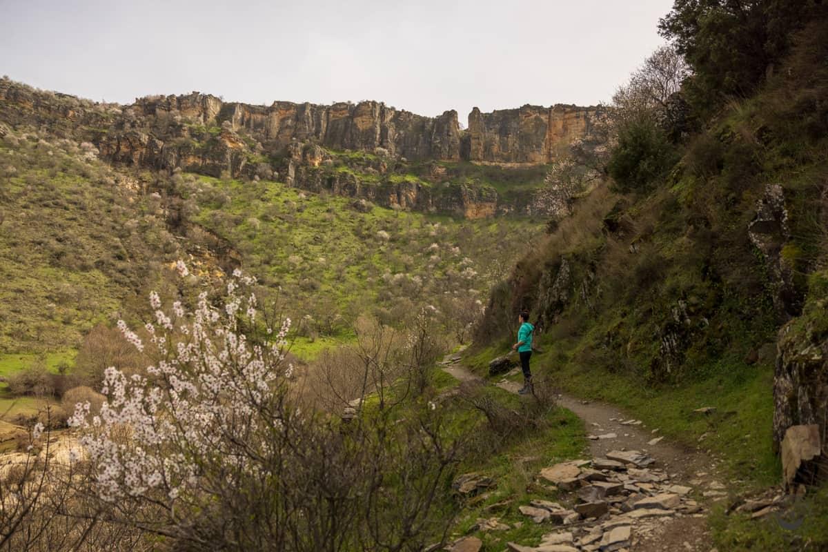 Ruta por el Cañón del río Lozoya en primavera