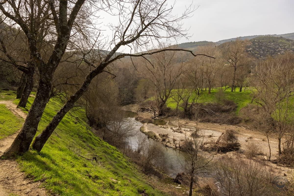 Ruta por el Cañón del río Lozoya