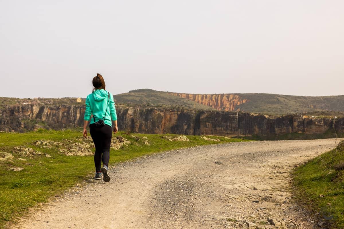 Los miradores de la Ruta por el Cañón del río Lozoya