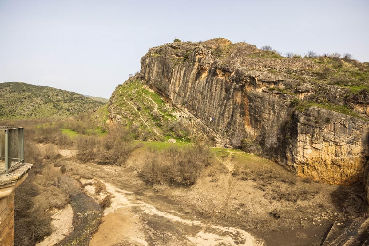 Ruta por el Cañón del río Lozoya pasando por la Presa Pontón de la Oliva