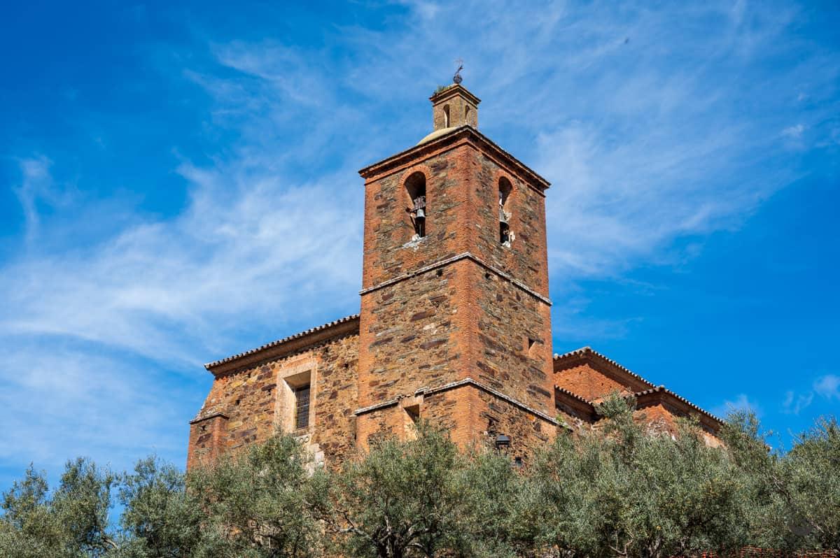 Iglesia de Santa Catalina en Las Hurdes